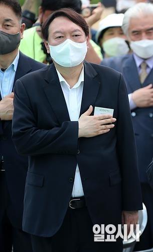 윤석열 전 검찰총장 ⓒ고성준 기자