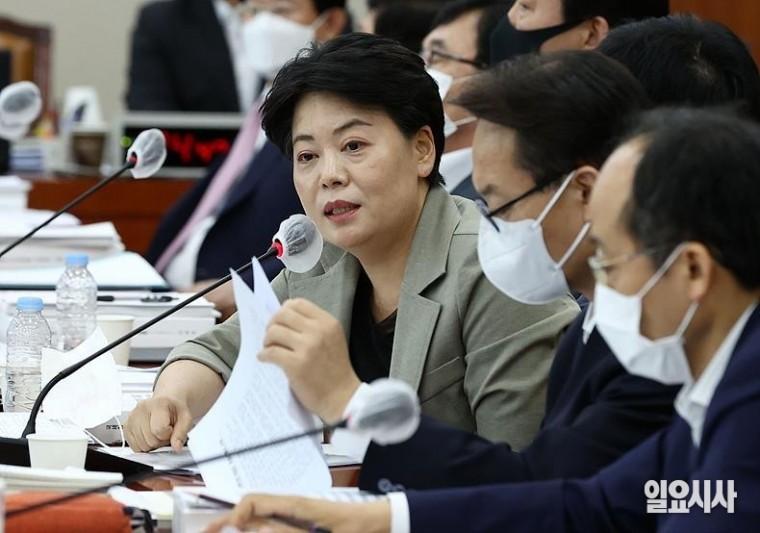 윤희숙 국민의힘 의원 ⓒ고성준 기자